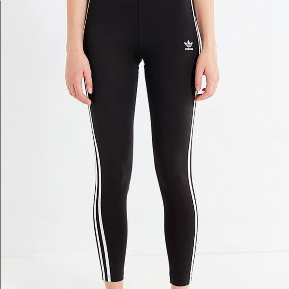 info for bbed0 3b653 Urban Outfitters Pants - adidas Original 3 Stripes Legging